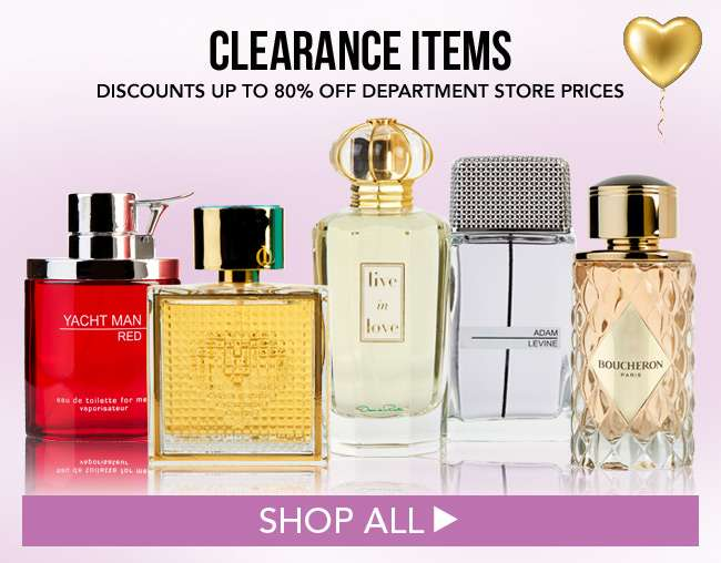 Clearance Items. Discounts up to 80% Off Department Store Prices. Shop All.