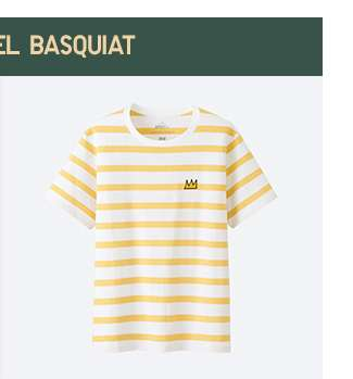 SPRZ NY UT | Shop Jean-Michel Basquiat Short Sleeve UT at $14.90