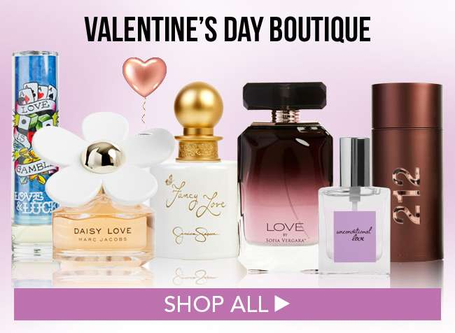 Valentine's Day Boutique. Shop All.