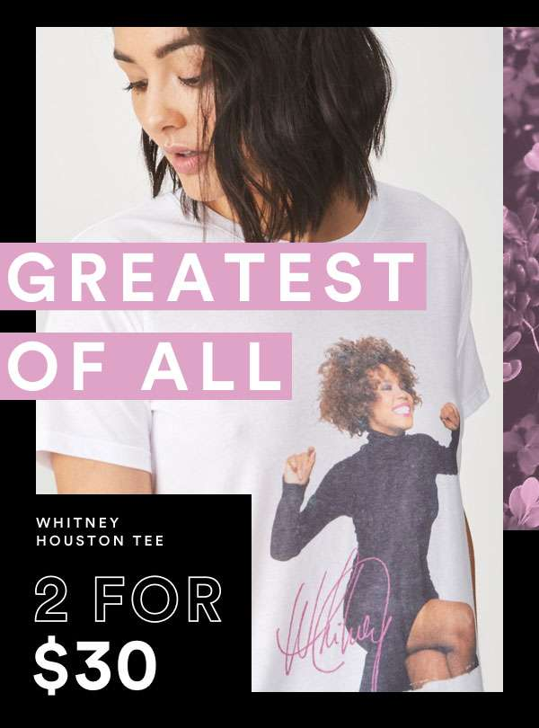 2 for $30 Graphic Tees | SHOP NOW