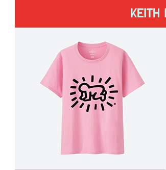 SPRZ NY UT | Shop Keith Haring Short Sleeve UT at $14.90