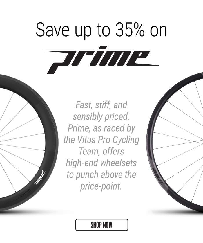 Save up to 35% on Prime Wheels