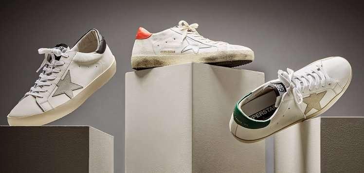 Golden Goose & More Men's Deluxe Sneakers