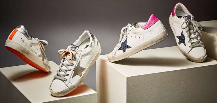Golden Goose & More Women's Fashion Sneakers