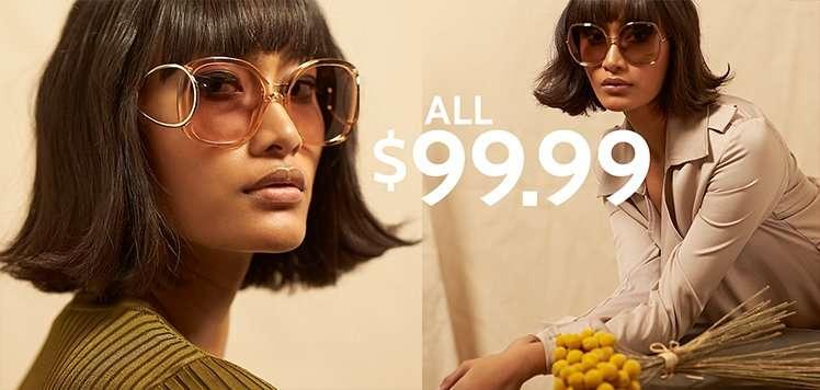 Chloé & More Designer Sunglasses