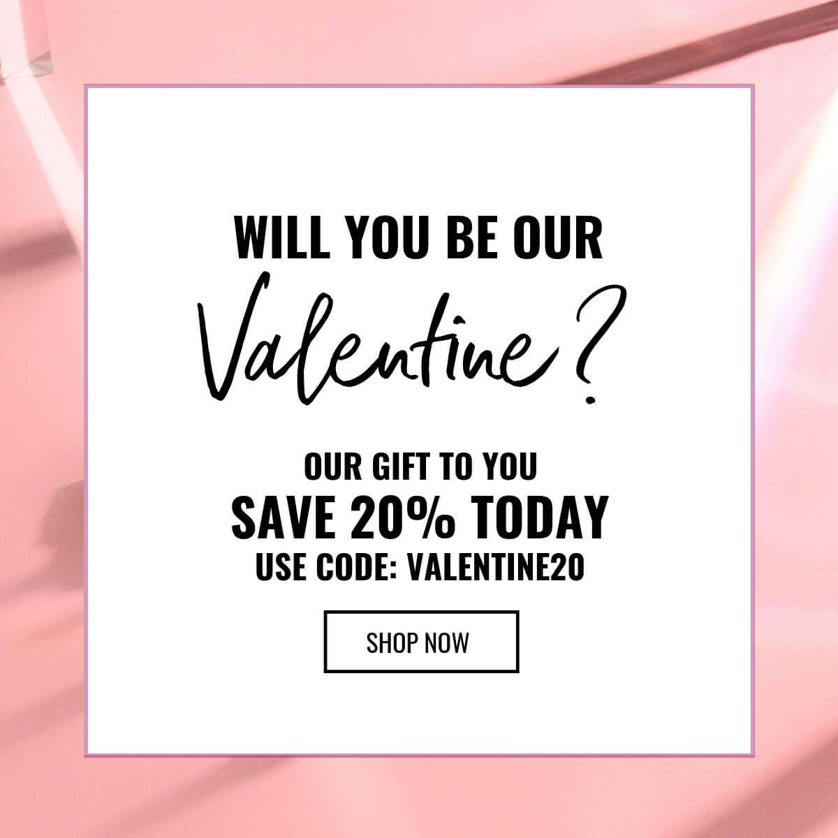 Our Gift To You | Save 20%