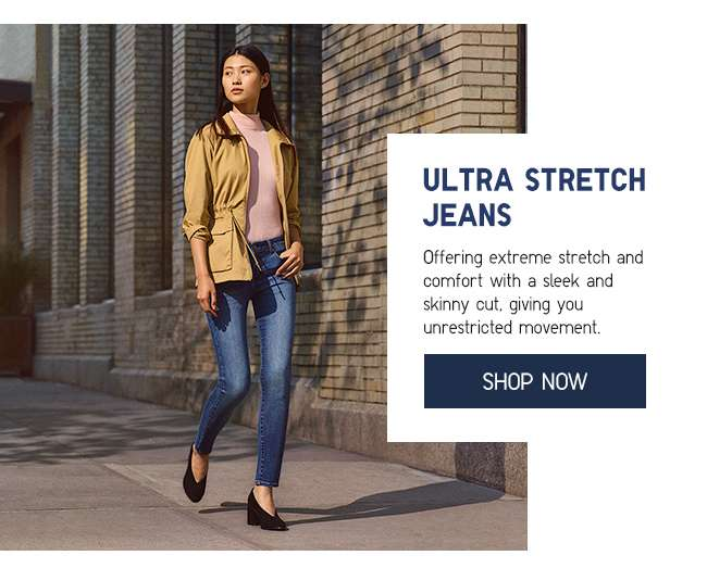 Shop Women's Ultra Stretch Jeans