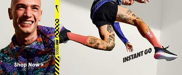 New on ZALORA: Nike React