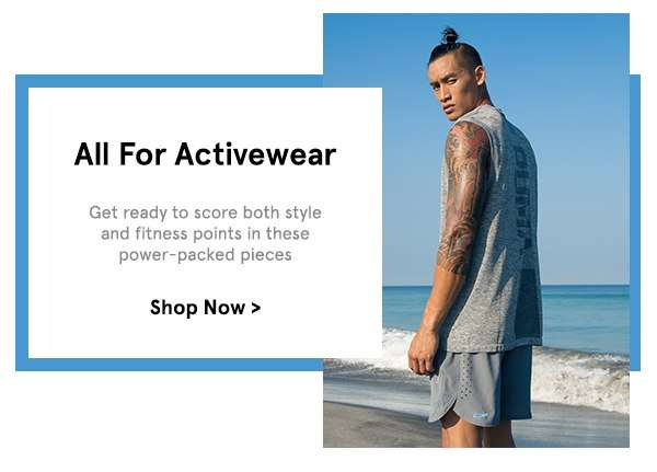 All For Activewear