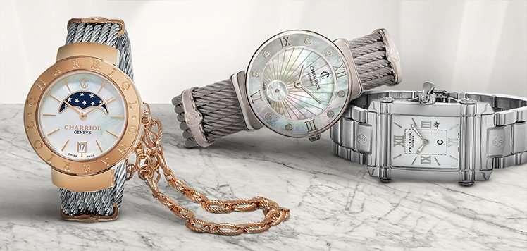 Charriol & More Women's Designer Watches
