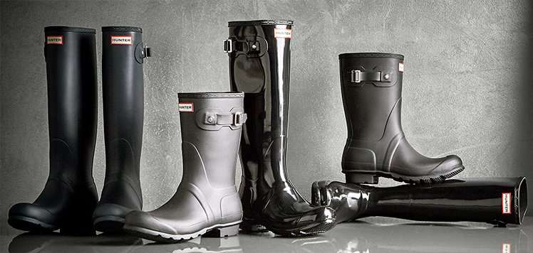 Hunter & More Cold-Weather Boots