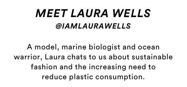MEET LAURA WELLS | @IAMLAURAWELLS
