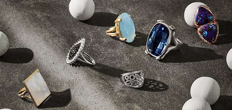 All About Rings With Bulgari