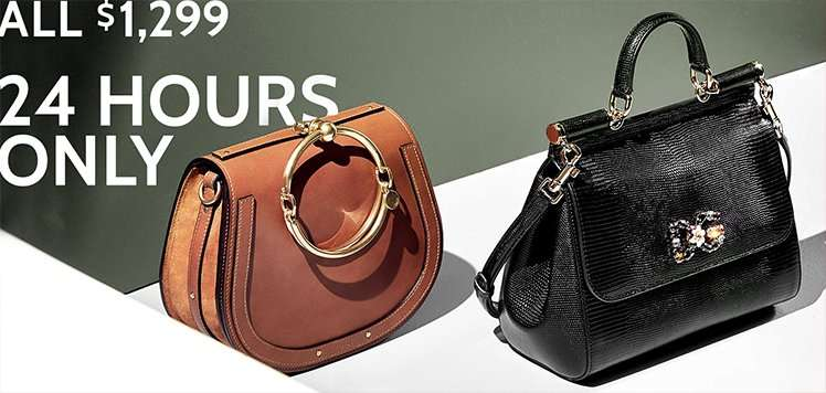 Luxe Handbag Event