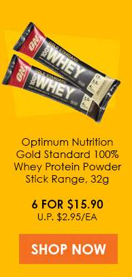 Optimum Nutrition gold Standard 100% Whey Protein Powder Stick 32g