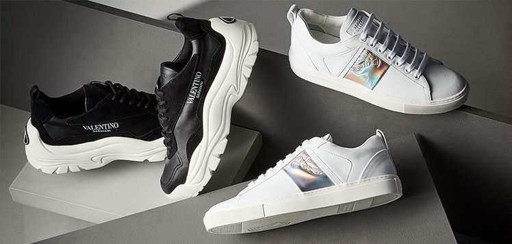 The Designer Shoe Drop