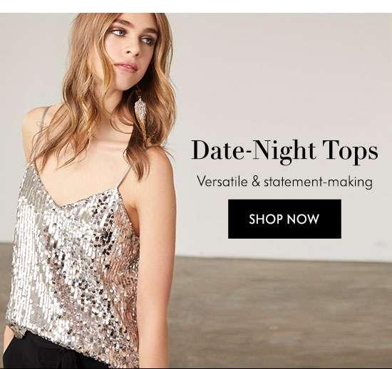 Shop Date Night Tops