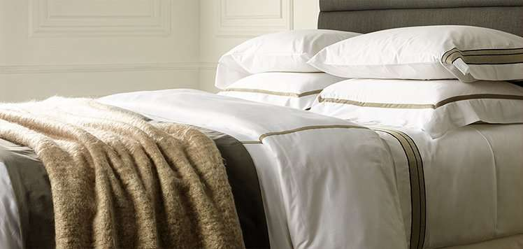 Up to 75% Off Italian Bedding Labels