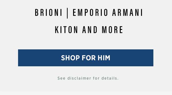 Shop For Him