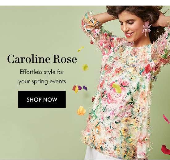 Shop Caroline Rose