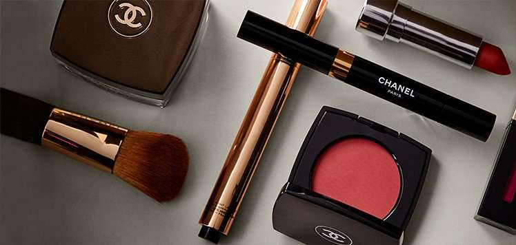 Chanel Beauty: The Best of Karl Lagerfeld
