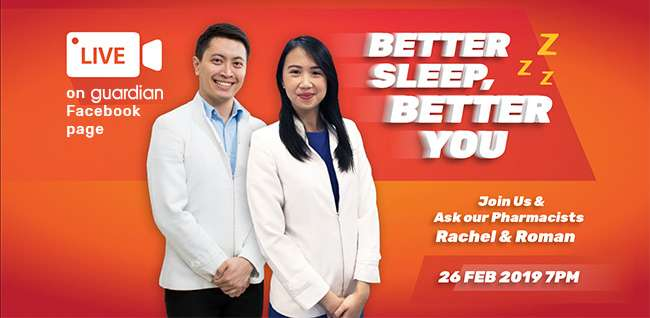 Join us and Ask our Pharmacists on 26 Feb 2019 7pm