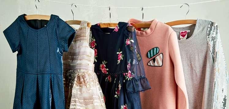 Girls' Dresses & Tops