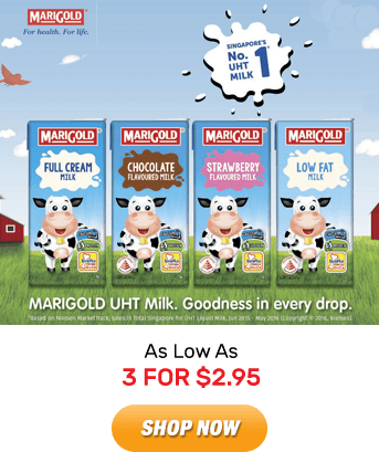 Marigold Milk: As Low As 3 for $2.95. Shop Now!