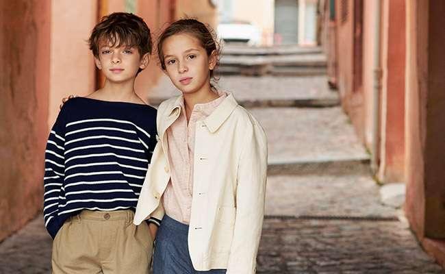 Shop Ines De La Fresange Kids' Collection