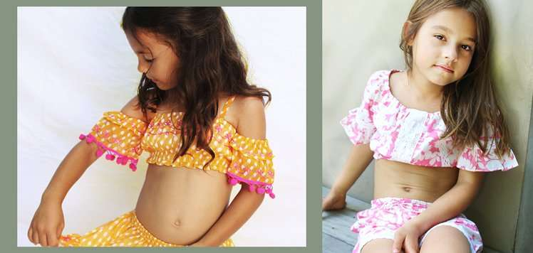 Azul Swimwear for Kids