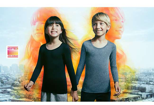 Kids' HEATTECH Extra Warm Collection