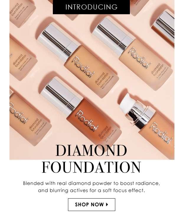Introducing: Diamond Foundation