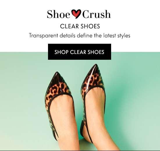 Shop Clear Shoes