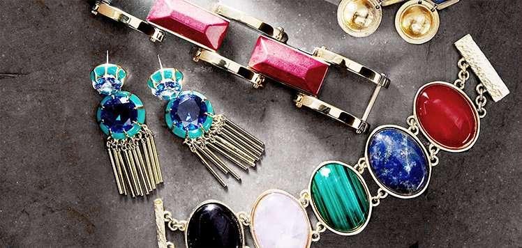 Lele Sadoughi & More Sparkling Jewelry