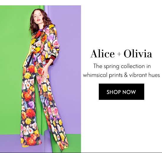 Shop Alice + Olivia