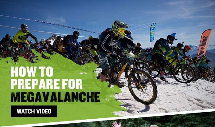 Video: How to prepare for the Megavalanche