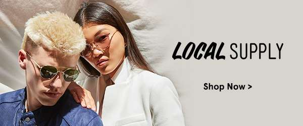 New on ZALORA: Local Supply