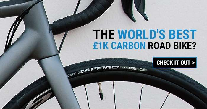 The world's best £1k carbon road bike?