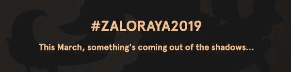 #ZALORAYA2019