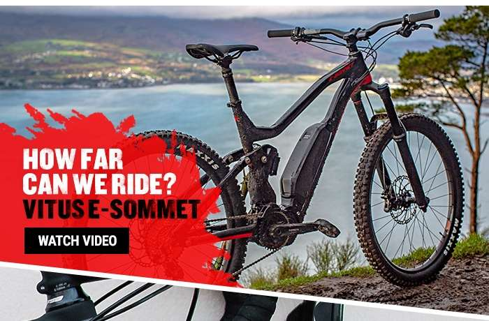 Video: How far can we ride on a Vitus E-Sommet?