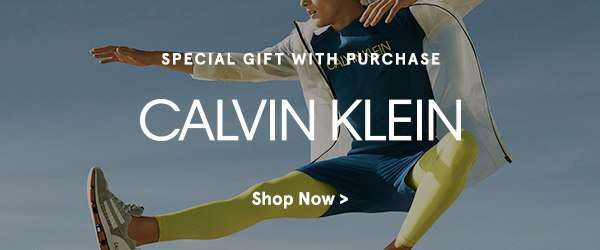 Calvin Klein: Special Gift With Purchase