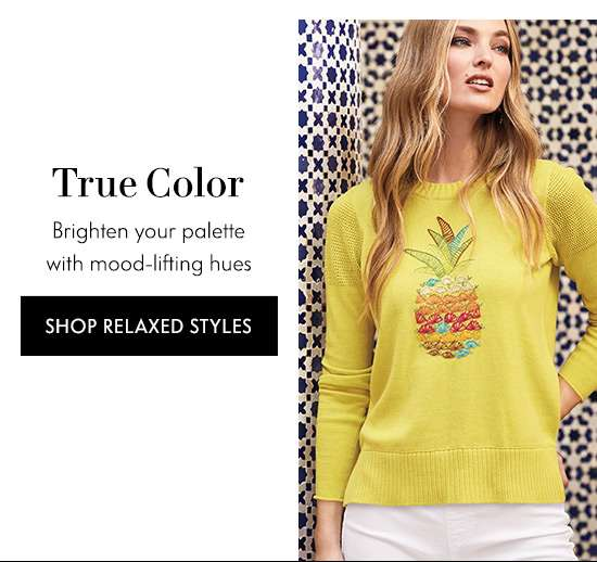 Shop Relaxed Styles