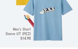 PEZ Matching Set | Men's Short Sleeve UT at $14.90