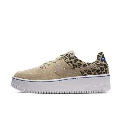 Nike Air Force 1 Sage Low Premium Animal