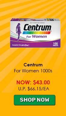 Centrum For Woman 100s