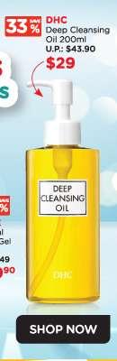 dhc oil