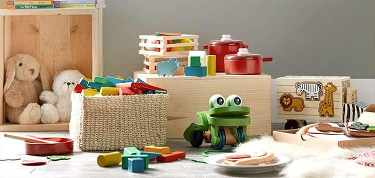 Books & Toys Kids Love