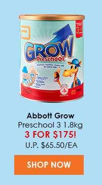 Abott Grow 3 1.8kg