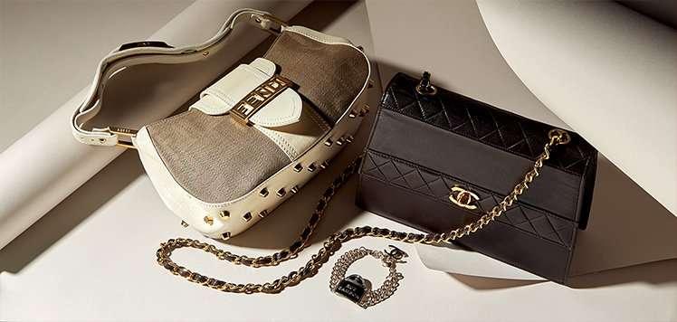 Karl's Legacy: Vintage FENDI & Chanel