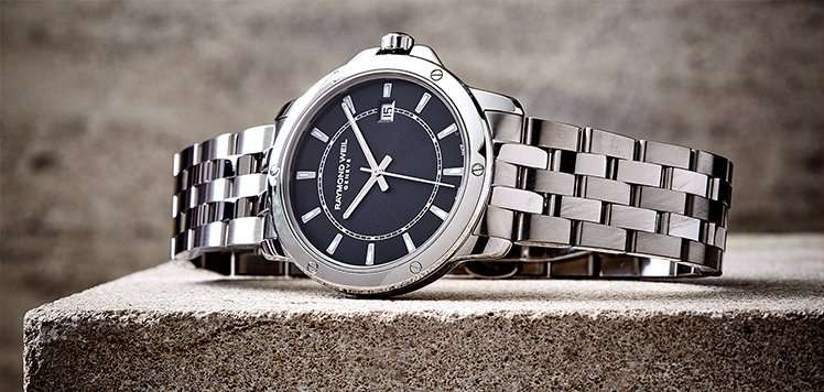 Raymond Weil & More Timeless Watches